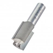 Two flute cutter 22.2mm diameter - shank 1/2