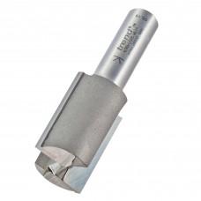 Two flute cutter 25.4mm diameter - shank 1/2