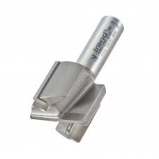 Two flute cutter 31.8mm diameter - shank 1/2