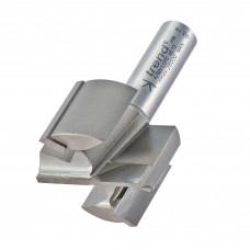 Two flute cutter 40mm diameter - shank 1/2