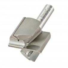 Two flute cutter 44.5mm diameter - shank 1/2