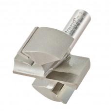 Two flute cutter 50mm diameter - shank 1/2