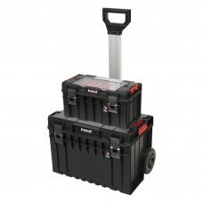 Pro Modular Storage 2 Piece Cart Set