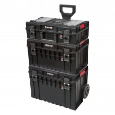 Pro Modular Storage 3 Piece Cart Set