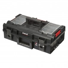 Pro Modular Storage Case 200 with Organiser