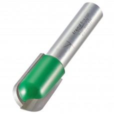 Radius 9.5mm radius x 32mm cut x 80mm  - shank 1/2