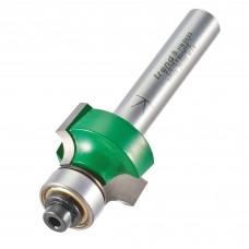 Rounding over 4.8mm radius x 12.7mm cut  - shank 8 mm