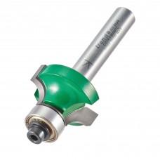 Rounding over 6.3mm radius x 12.7mm cut  - shank 8 mm