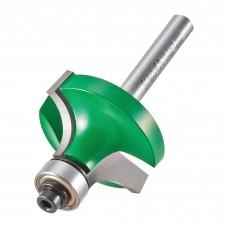 Rounding ove 11.1mm radius x 18mm cut  - shank 1/4