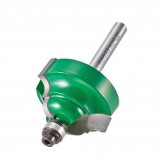 Classic ogee 6.3mm radius - shank 1/4