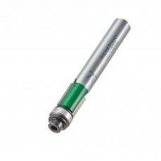 Self guided trimmer 9.5mm diameter  - shank 8 mm