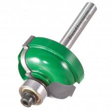 Cavetto 7.9mm radius - shank 1/4
