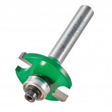 Slotting cutter 4.0mm cut x 31.8m diameter - shank 8 mm