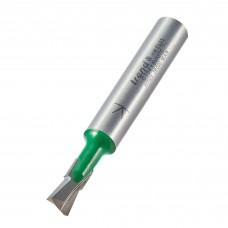 Dovetail 6.0mm diameter x 98 degrees two flute