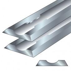 Craft Pro Planer blade set 80.5mm x 5.9mm x 1.2mm TC