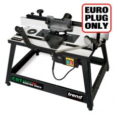 CraftPro Router Table MK3 230V Euro plug - Authorised distributors only