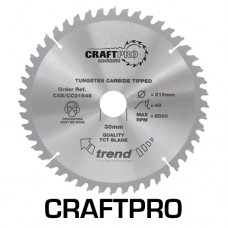 Craft saw blade crosscut 305mm x 78 teeth x 30mm