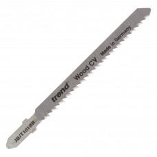 Jigsaw blade 100x2.5mm CV down-cut 25 pack