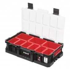 Modular Storage Compact Box 100mm c/w 9 bins
