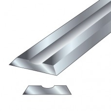Planer blade set 75.5mm x 5.5mm x 1.1mm TC