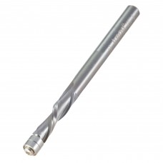 Guided spiral downcut 6.3x25.4mm