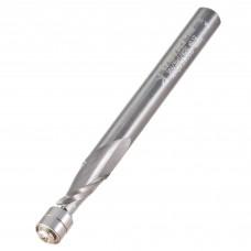 Aluminium Guided spiral 6.3x12.7 upcut