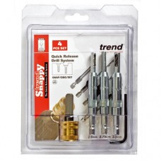Trend Drill Bit Guides 4 piece set