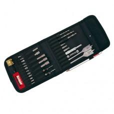 Trend Snappy tool holder 30 piece bit set  - shank 1/4 hex