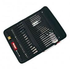 Trend Snappy tool holder 60 piece bit set  - shank 1/4 hex