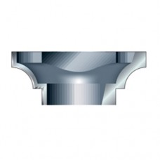 Profile block for PSC/107 concave