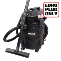 Wet & Dry Extractor 1400W 230V Euro plug - Authorised distributors only