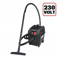 Wet & Dry Extractor 1400W 230V - UK sale only