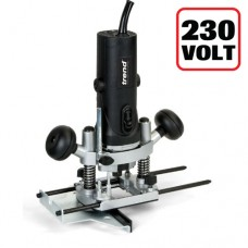 """850W 1/4"""" Variable Speed Router 230V  - UK sale only"""
