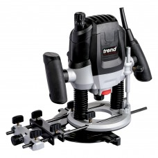 """2100W 1/2"""" Variable Speed Router 240V - UK sale only"""
