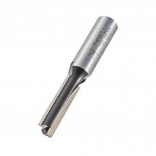 Two flute cutter 10mm diameter - shank 12 mm