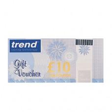 Gift Voucher 10 Pounds