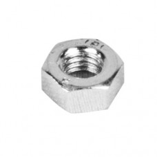 Hex nut M7 x 1.0mm pitch