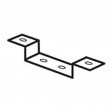 Cable management clip bracket WRT