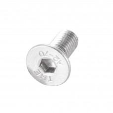 Machine screw csk M5 x 14mm socket