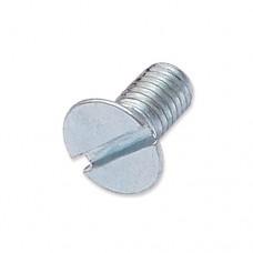 M5 x 10mm countersunk slot machine screw