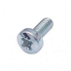 M4 x 10mm pan Pozi machine screw