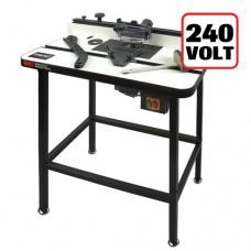 Workshop router table 240V - For UK sale only